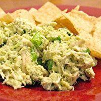 Avocado Chicken Salad by Linda Garner