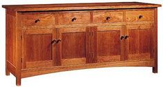 Thomas Moser--Fine, hand crafted solid wood furniture.