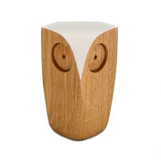 Oak and Walnut Owls by Matt Pugh - Sitting Room