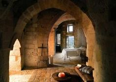 Sextantio Le Grotte Della Civita, Matera, Italy
