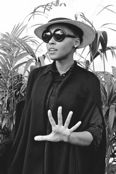 Janelle Monae. So cool.