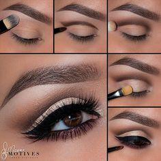 Instagram photo by smokey eyes make-up tutorials • Jan 6, 2015 at 10:14 PM