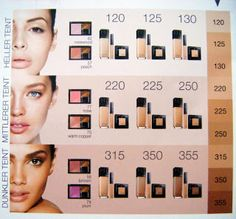 fit me maybelline foundation 230 foundation and 225 powder FYI use a shade lighter on powder and concealer bc when you put multiple coats on it can get darker