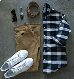 Really like the plaid. And the entire outfit is great.