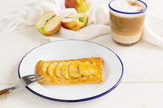 Recept om zelf het lekkerste appelgebak te bakken.