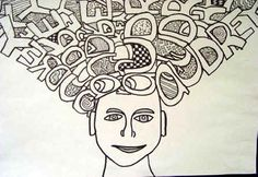 bad hair day picture Check out for cool ideas: http://www.incredibleart.org/lessons/SubPlans/subelem.htm