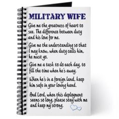 Army Girlfriend/Wife Prayer
