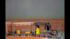 Colt Express - Stop Motion