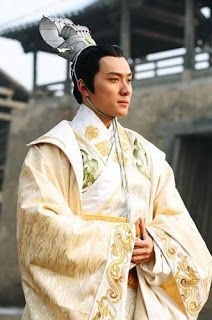 traditional chinese dress: Male Hanfu