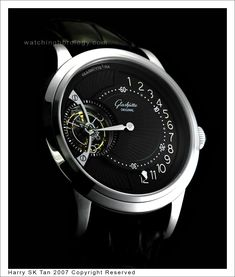 Glashütte Original Tourbillon Regulator watch
