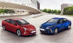 Toyota Plans to Build Only Hybrid, Electric and Fuel-Cell Vehicles http://www.autotribute.com/41860/toyota-plans-to-build-only-hybrid-electric-and-fuel-cell-vehicles/ #ToyotaPrius #ToyotaMirai #HydrogenCar #HybridCar #Hybrid #Toyota