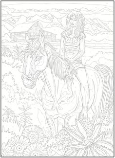 welcome to dover publications i cant quite make out the numbers i hope - Pictures That You Can Color
