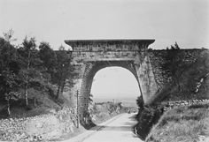 "New Old Stock — ""Railway line and bridge in Sandycove, Co. Dublin""..."