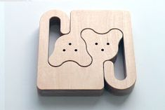 Medio Design – handmade wooden puzzles from Barcelona Spain – Etsy Toys for Kids Baby Toys, Kids Toys, Baby Play, Tier Puzzle, Puzzle Box, Wood Projects For Kids, Animal Puzzle, Montessori Toys, Montessori Bedroom