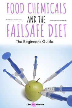 The FAILSAFE diet is an elimination diet to test for food chemical sensitivities. It's also commonly called the RPAH diet. This article takes a closer look at what it is, how it works and who might benefit from it. #health #failsafediet #nutrition #dietitian