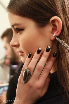 Love the nails :)