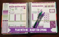 plan with me stickers