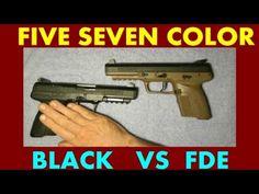 FIVE SEVEN BLACK OR FDE MARK II