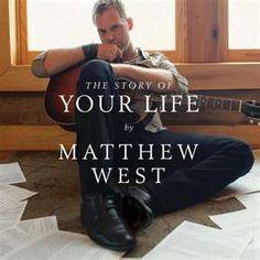 Matthew West- Favorite Christian Singer