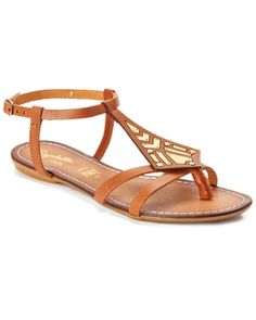 """Seychelles """"Transfer"""" Leather Strappy Sandal is on Rue. Shop it now."""