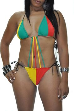 Jamaican Color Swimsuits | Market Tours : offering you the chance to experience a Provencal ...