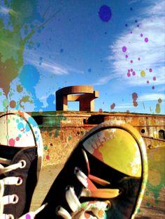 Rincones de Gijon paso a paso #Gijon #viajar #España Wonderful Places, Beautiful Places, Travel Around The World, Around The Worlds, Travel Blog, Spain Travel, Family Travel, Cool Pictures, Travel Destinations