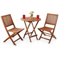 3 Pc Outdoor Folding Table And Chairs Set 283209 Patio with measurements 1154 X 1154 Folding Patio Table And Chair Set - Constantly ask whether the descrip Small Table And Chairs, Balcony Table And Chairs, Outdoor Tables And Chairs, Table And Chair Sets, Patio Table, Small Tables, Patio Chairs, A Table, Outdoor Furniture Sets