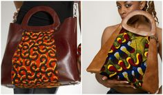 African bags ~African fashion, Ankara, kitenge, African women dresses, African prints, African men's fashion, Nigerian style, Ghanaian fashion ~DKK