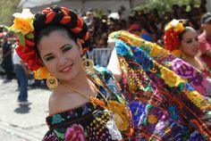 Chiapaneca dress