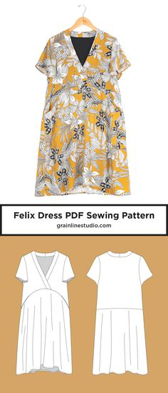 f42b217cd 20 Best tunic images in 2019 | Clothing patterns, Sewing, Sewing clothes