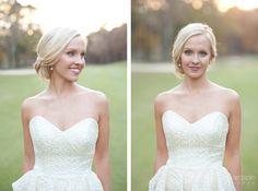 wedding hair style. wedding updo