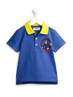 'Peace' logo T-shirt