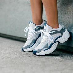 Adidas MAGMUR Runner sneaker news info exclusive updates Adidas Asics Converse New Balance Nike Puma Reebok Saucony Vans . Moda Sneakers, Sneakers Mode, Sneakers Fashion, Shoes Sneakers, Fashion Outfits, Shoes Adidas, Adidas Outfit, Sneaker Outfits, Mode Adidas