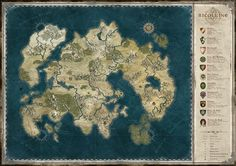 fantasy maps - Google Search