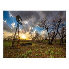 Twilight Postcard  $1.30  by SouthernPlainsPhoto  - cyo customize personalize unique diy idea