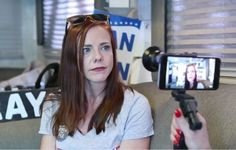 The VAXXED film crew recently interviewed Erin Crawford in Nashville about her experience with the HPV vaccine.   Erin was a completely healthy college student who was asked to take Gardasil as part of a trial. Within 24 hours she was violently sick, vomiting, and went on to develop cervical cancer within 18 months, the very thing the vaccine was supposed to protect her from.