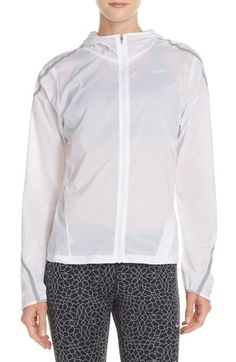Nike 'Impossibly Light' Hooded Jacket available at #Nordstrom