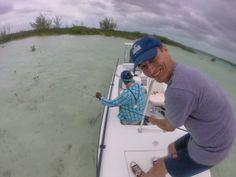 Caribbean Castaways: Meet the Bahamas' best fishing resort that you've never heard of.