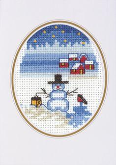 Christmas Cards - Permin UK