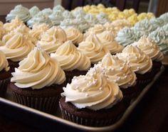Wedding Cupcake Buttercream