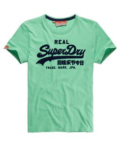 Superdry Vintage Logo T-shirt - Men's T Shirts