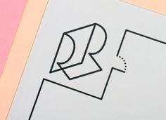 Personal Identity for Roser Ribas Hortal, interior designer - Albert Romagosa