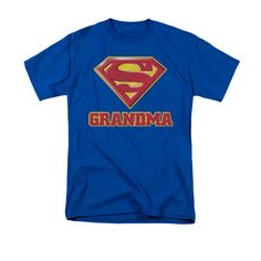 Super Grandma T-Shirt