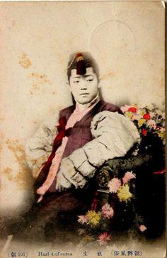 Old Korea vintage photo. #korea #vintage