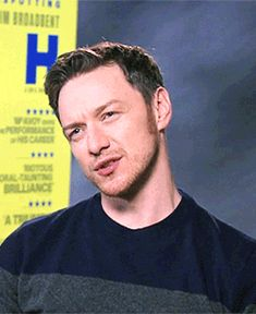 """mostly about JAMES McAVOY and more """"I'm 5 foot and I've got pasty white skin. I don't think I'm ugly, don't get me wrong, but I'm not your classic lead man, Brad Pitt guy""""-by JM Glasgow, James Mcavoy Michael Fassbender, Fanfiction, Deadpool, Becoming Jane, Charles Xavier, Scottish Actors, Cherik, James Franco"""