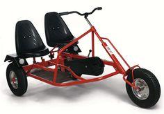 Adult Pedal Go Kart Wooden