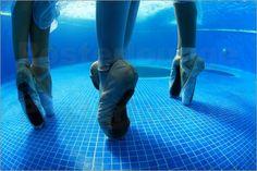 Unterwasser national Ballett - Kike Calvo