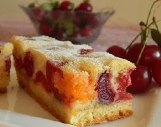 Prajitura cu fructe de vara Romanian Desserts, Romanian Food, My Recipes, Dessert Recipes, Cooking Recipes, Summer Cakes, Delicious Desserts, Bakery, Sweet Treats