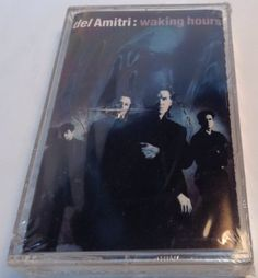 Waking Hours by Del Amitri (Cassette, Feb-1990, A&M Records)