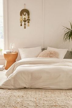 Ottoman Stripe Duvet Cover | Urban Outfitters